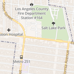 Directions for Gorditas LA Nortena in Huntington Park, CA 3309 E Florence Ave