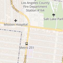Directions for Brabant Realty & Managemen in Huntington Park, CA 3243 Walnut St