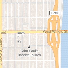 Directions for Gemmae Bake Shop in Long Beach, CA 1356 W Willow St