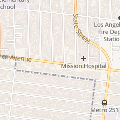 Directions for Arenas Realty in Huntington Park, CA 3049 E Florence Ave