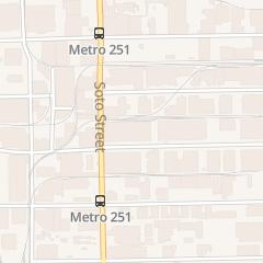 Directions for Alsuda Enterprise in Vernon, CA 2801 e 46th St