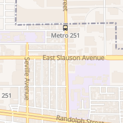 Directions for Andy's in Huntington Park, CA 2810 E Slauson Ave