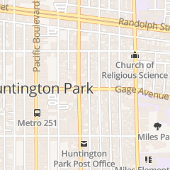Directions for American National Real Estate in Huntington Park, CA 2701 E Gage Ave