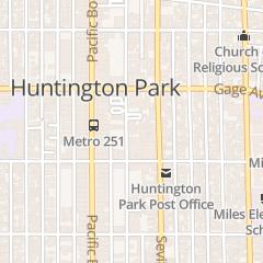 Directions for Rita Partners in Huntington Park, CA 6508 Rita Ave