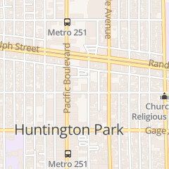Directions for Ama Construction & Real Estate in Huntington Park, CA 2629 Clarendon Ave