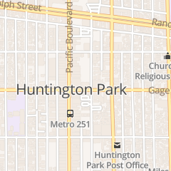 Directions for Lydia Insurance Service in Huntington Park, CA 2621 E Gage Ave