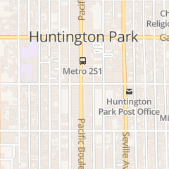 Directions for Eastern Columbia Properties in Huntington Park, CA 6604 Pacific Blvd