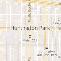 Directions for First Class Realty in Huntington Park, CA 6428 Pacific Blvd