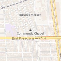 Directions for Crystal Stairs in Compton, CA 1215 N Willowbrook Ave