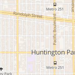 Directions for Iglesia DE Dios in Huntington Park, CA 2502 Clarendon Ave