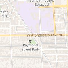 Directions for Rosecrans Preschool in Compton, CA 417 W Alondra Blvd
