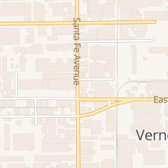 Directions for Tiara in Vernon, CA 3000 S Santa Fe Ave