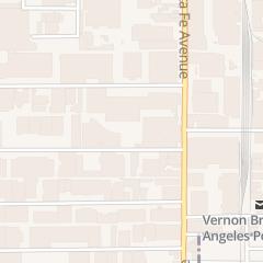 Directions for Tessie Garage Door Repair in Vernon, CA 4815 S Santa Fe Ave
