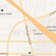 Directions for Verdugo Medical Supply in Glendale, CA 304 N Verdugo Rd