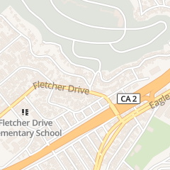Directions for Reformed Presbyterian Church in Los Angeles, CA 3557 Fletcher Dr