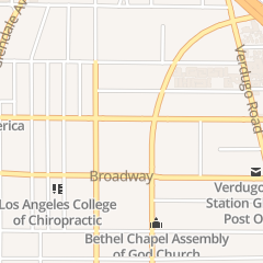 Directions for The Church of Jesus Christ of Latter-day Saints in Glendale, CA 1130 E Wilson Ave