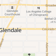 Directions for Glendale Fidelity Medical Group Inc. in Glendale, CA 815 E Colorado St Ste 110