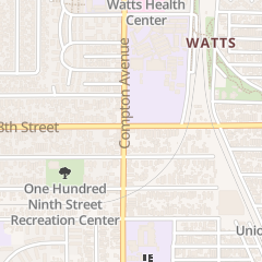 Directions for Greater Wayside Church of God in Los Angeles, CA 10802 Compton Ave