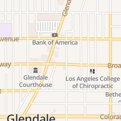Directions for Rx Nine One One Pharmacy in Glendale, CA 721 E Broadway
