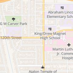 Directions for Mariscos Las Palmas DE Colima in Los Angeles, CA 1553 E 120th St