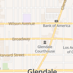 Directions for GLENDALE HAIR COMPANY in GLENDALE, CA 513 E Broadway