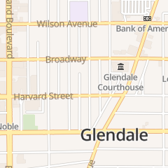 Directions for International Hypnosis Institute in Glendale, CA 135 S Jackson St