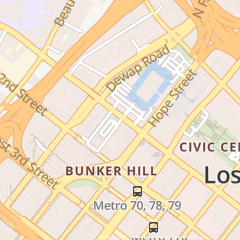 Directions for Your Cleaners Online in Los Angeles, CA 800 W 1st St