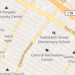 Directions for LA Beauty Salon in Los Angeles, CA 2102 S Central Ave