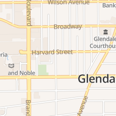 Directions for INNERSITE in Glendale, CA 208 S Louise St