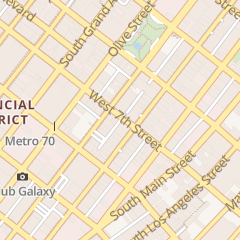Directions for The Garden Juice Bar in Los Angeles, CA 322 W 7th St