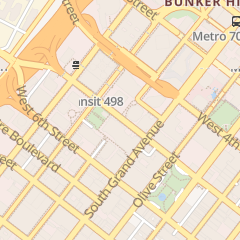 Directions for CAFE PINOT L A in Los Angeles, ca 700 W 5Th St