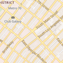 Directions for Chiropractic Care Center in Los Angeles, CA 112 W 9th St Ste 1130