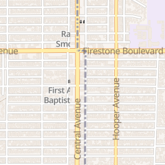 Directions for Bethel Unspeakable Joy Christian Fellowship Church Inc in Los Angeles, CA 8724 S Central Ave