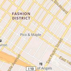 Directions for U S Angel in Los Angeles, CA 410 E Pico Blvd