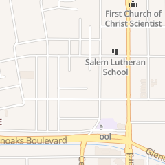 Directions for The Church of Jesus Christ of Latter-Day Saints in Glendale, CA 1101 N Central Ave