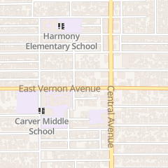 Directions for Mrs Dandy's Preschool in Los Angeles, CA 1001 E Vernon Ave