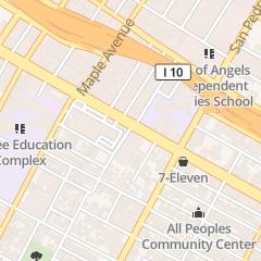 Directions for Tk Textile in Los Angeles, CA 600 E Washington Blvd Ste E16