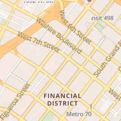 Directions for Masergy Communications Inc in Los Angeles, CA 818 W 7th St