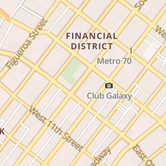 Directions for Federal Reserve Bank in Los Angeles, CA 950 S Grand Ave FL 1