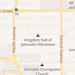 Directions for Jehovah's Witness in Glendale, CA 509 S Columbus Ave