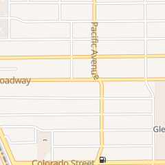 Directions for First Evangelical Church in Glendale, CA 522 W Broadway