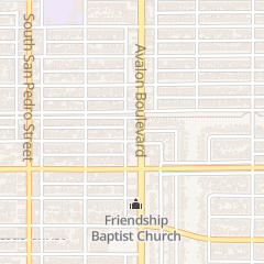 Directions for NEW BEGINNINGS CHRISTIAN FELLOWSHIP CHURCH in Los Angeles, ca 9819 Avalon Blvd