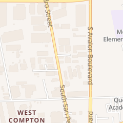 Directions for T Mw Engineering Inc. in Gardena, CA 14810 S San Pedro St