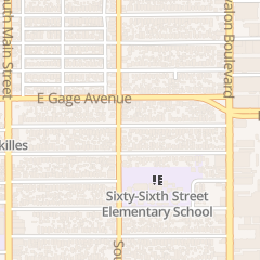 Directions for DDC Services in Los Angeles, CA 328 E 64Th St
