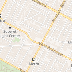 Directions for St. Vincent Medical Center in Los Angeles, CA 2131 W 3rd St
