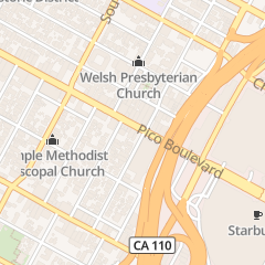 Directions for Iglesia Fe Esperanza Y Amor in Los Angeles, CA 1408 W Pico Blvd