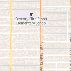 Directions for Mcqueen Childcare in Los Angeles, CA 120 W 78th St