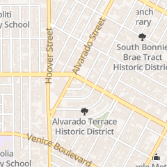 Directions for The Salvadorian Village in Los Angeles, CA 2046 W Pico Blvd