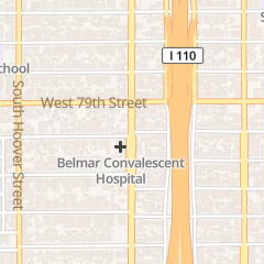 Directions for Greater New Zion Baptist Church in Los Angeles, CA 501 W 80th St