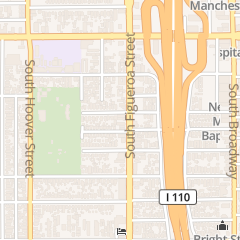 Directions for Authorized Appliance Repair Company in Los Angeles, CA 8803 S Figueroa St